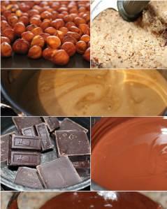 Homemade Gluten Free Dairy Free Nutella