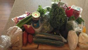 Farmers Market Groceries